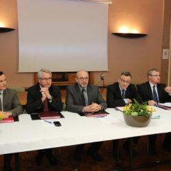 Signature de la Convention OPAH-RU